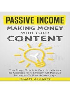 Cesar ismael brito alvarez quick  passive incomes