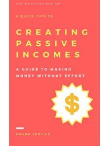 amazon quick  passive incomes