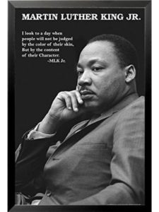 Buy Art for Less quote character  martin luther kings