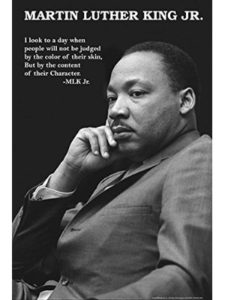 Studio B quote character  martin luther kings