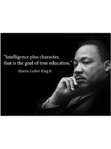 Young And Refined quote character  martin luther kings