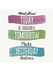 Lancy's Artwork quote  successful businesses