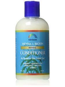 Cutting Edge International, LLC rainbow  henna hair colors