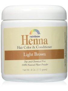 RAINBOW RESEARCH rainbow  henna hair colors