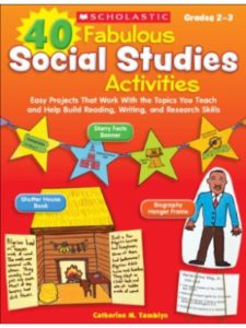 Scholastic Teaching Resources (Teaching research topic  social works