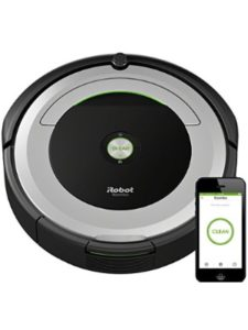 iRobot shop vacuum