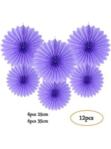 Easy Joy rosette  tissue papers