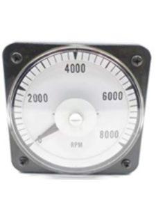 YOKOGAWA    rpm panel meters