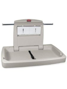 Rubbermaid Commercial Products baby changing station