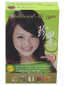 Natural Mi Ya safe  henna hair colors