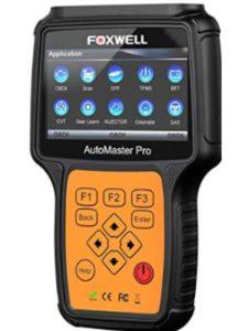 OBDZON scan tool  transmission control modules