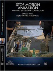 Stan Winston School of Character Arts character animation
