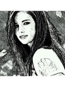 dqlbwlw sketch  camera effects