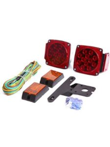 CZC AUTO small  trailer light kits