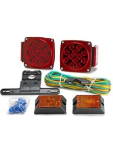 Kayco USA small  trailer light kits