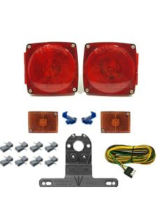Peterson Manufacturing small  trailer light kits