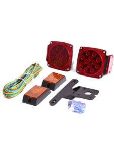 CZC AUTO snowmobile  trailer light kits
