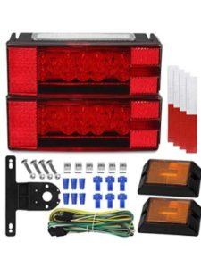Linkitom snowmobile  trailer light kits