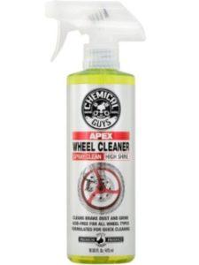 Chemical Guys spray  wheel cleanings