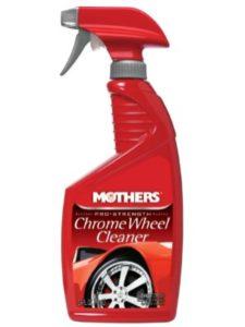 MOTHERS spray  wheel cleanings