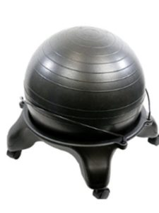 Fabrication Enterprises    stool ball medicals