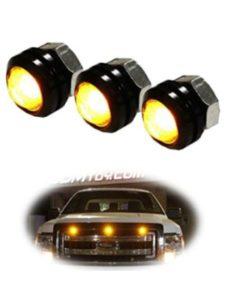 iJDMTOY Auto Accessories strobe kit  marker lights