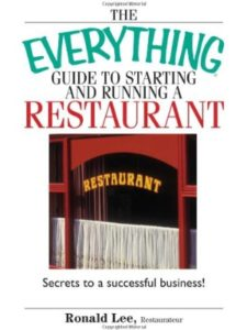 Everything    successful restaurant businesses