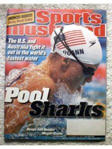 Sports Illustrated    summer olympics sydneys