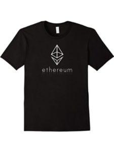 Ethereum TShirt Designs support bitcoin cash  blockchain wallets