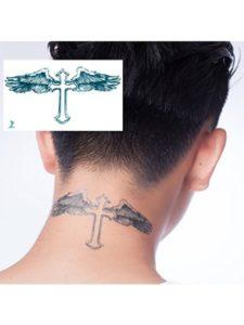 YEEECH    tattoo design jesus faces