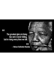 Gatsbe Exchange teaching quote  nelson mandelas