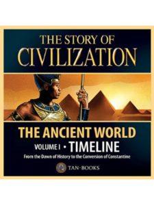 TAN Books    timeline ancient civilizations