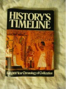Crescent Books: NY    timeline images