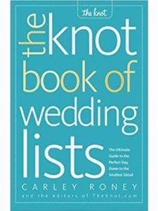 Carley Roney timeline planning  weddings