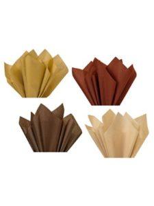 Secret for Longevity tissue paper flower craft