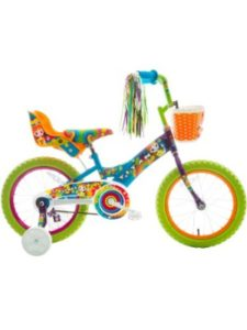 Bike USA    toddler bike with doll carriers