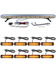 Car Tow Truck Strobe Light Bar Kit    tow bar light kits