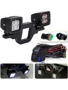 DakRide    tow bar light kits
