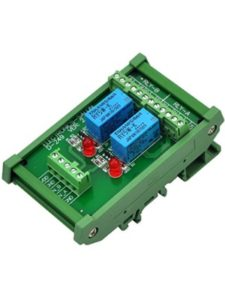 Electronics-Salon transistor  relay switches