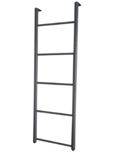 Blantex travel trailer  bunk bed ladders