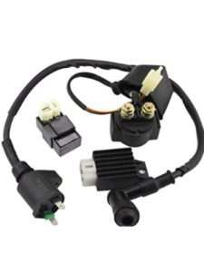 Chanoc troubleshooting  ignition relays