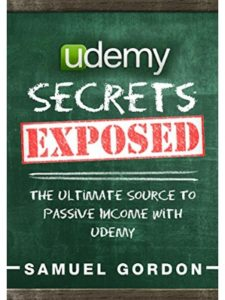 amazon udemy  passive incomes