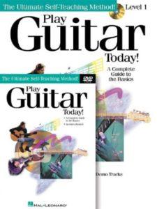 Hal Leonard ultimate  guitar methods