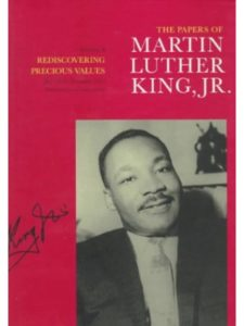University of California Press martin luther king
