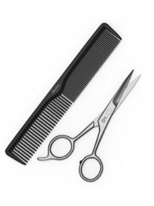 Sterling Beauty Tools vector  hair cutting scissors