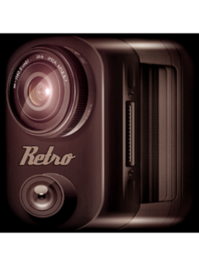PSDC Software vintage  camera effects
