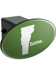 Graphics and More vt  trailer hitch covers