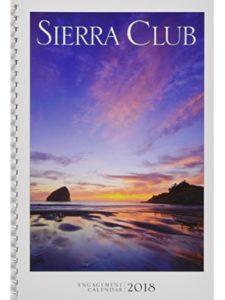 Sierra Club    weekly engagement calendar 2018S