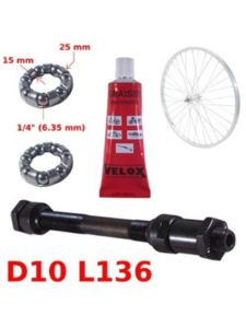 cyclingcolors weight rating  rear axles