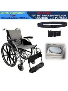 Karman Healthcare wheelchair  rear axles